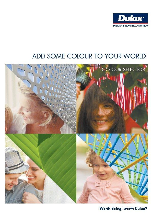 Colour Chart Dulux
